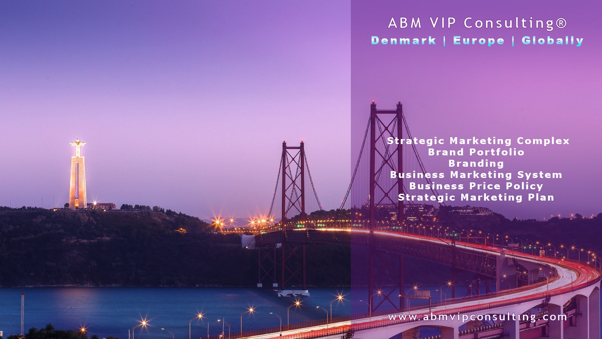<p>ABM VIP Consulting® Management Consulting</p>